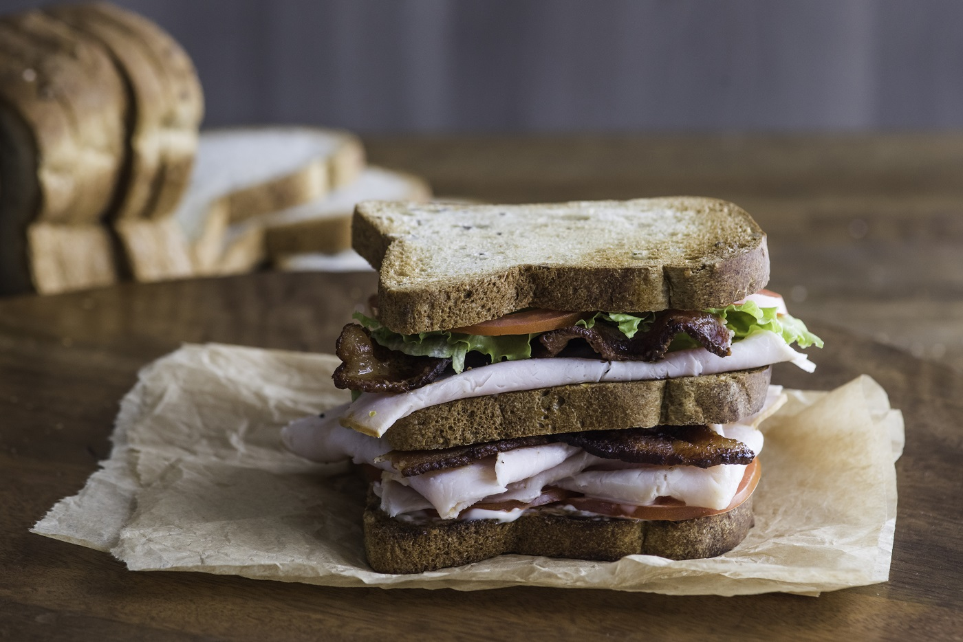 Gluten Free Turkey BLT