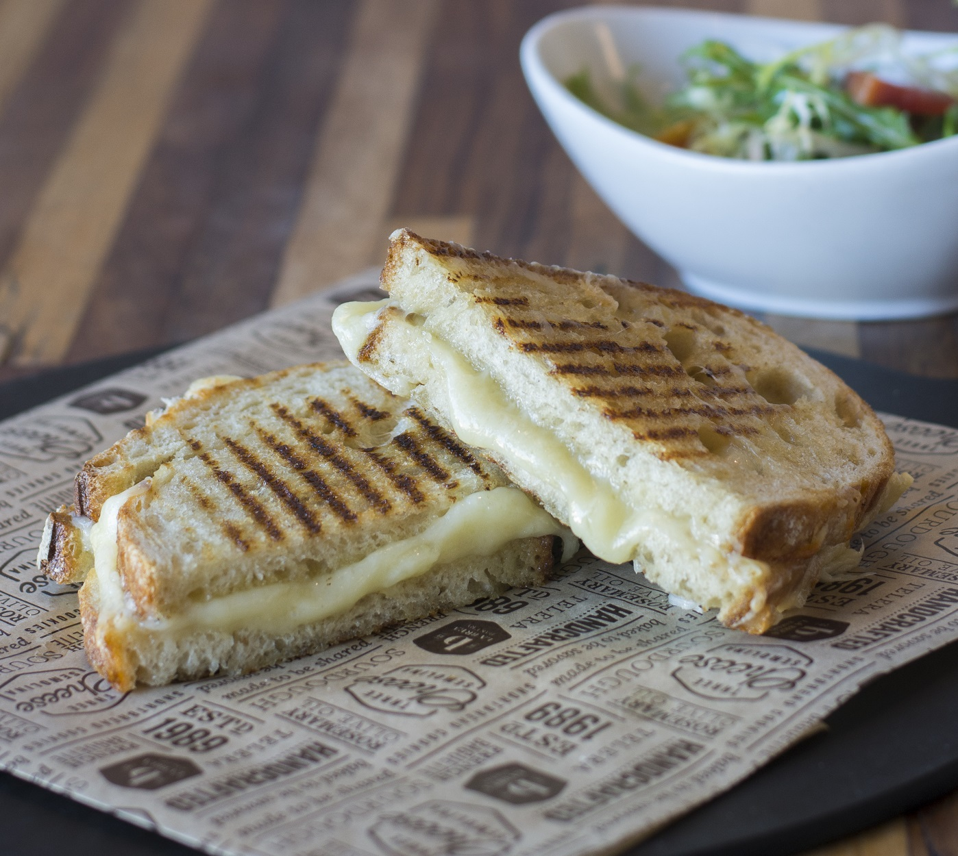 La Brea Bakery Cafe's Classic Grilled Cheese