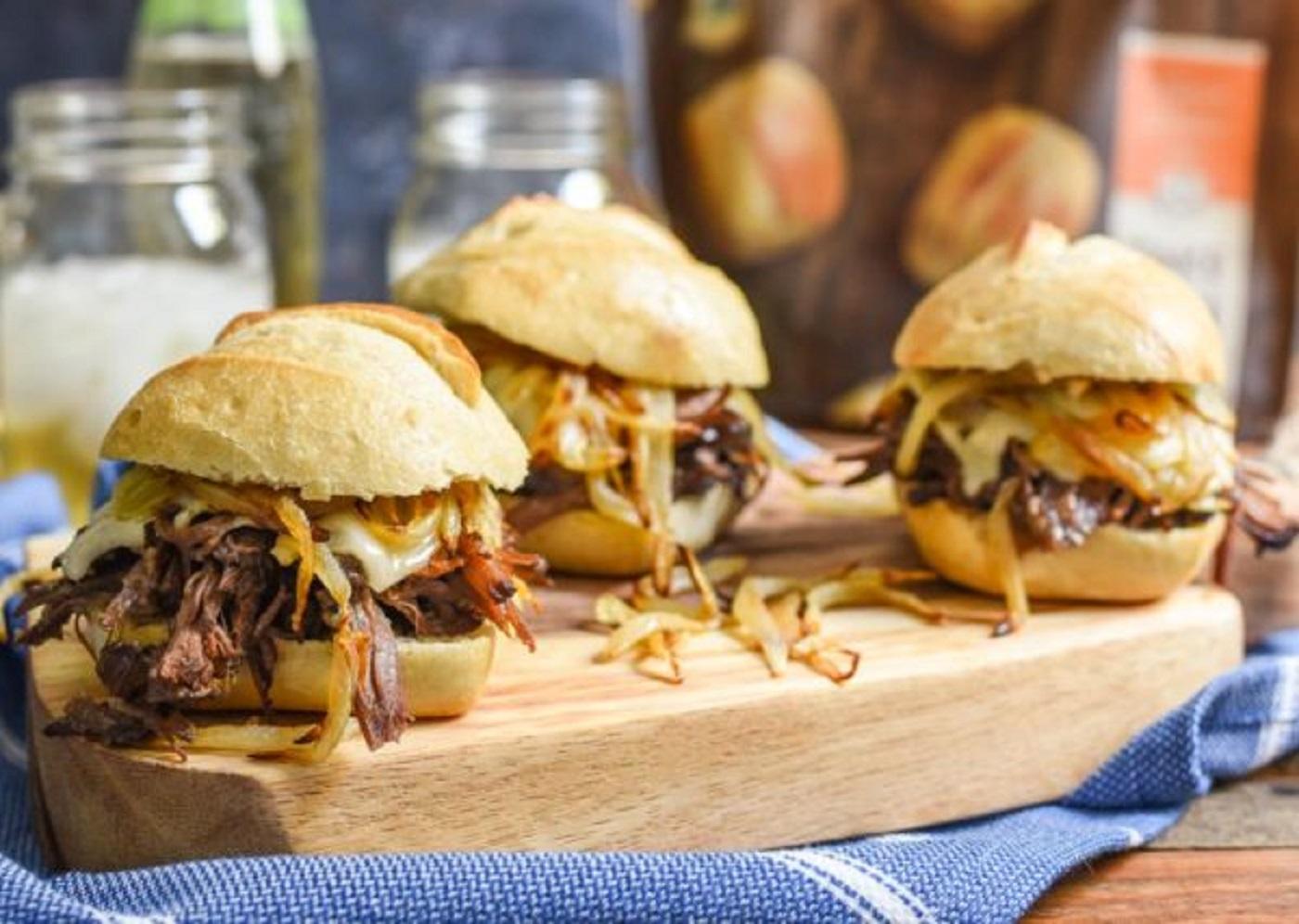 Leftover Pot Roast Sandwich | La Brea Bakery