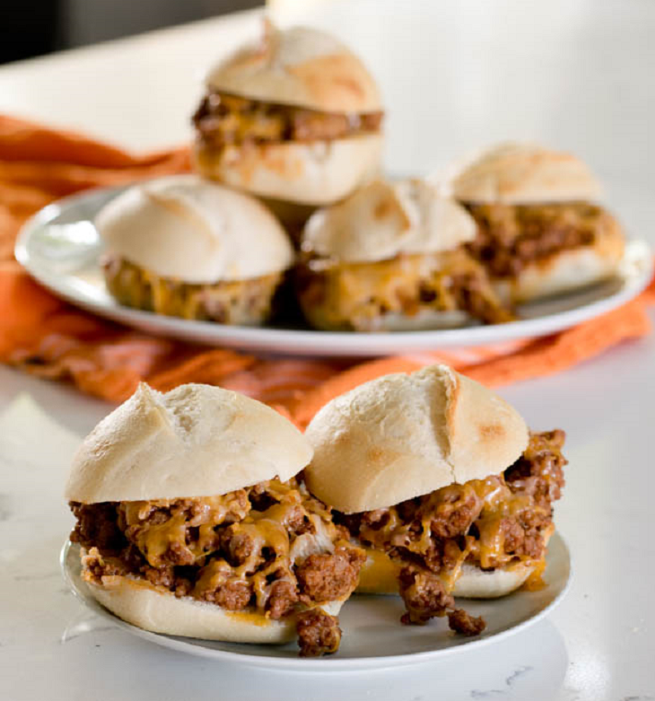 La Brea Bakery Take and Bake French Dinner Rolls Sloppy Joe Recipe