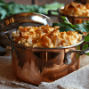Ultimate Crispy Topped Cheddar Mac and Cheese