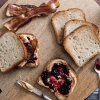Maple Bacon Peanut Butter and Jelly