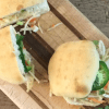 Vegetarian Banh Mi Sliders
