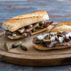 Classic Steakhouse Ribeye Sandwich