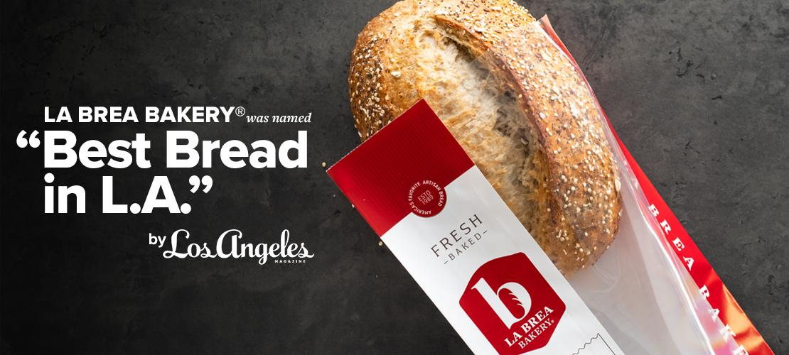 La Brea Bakery was named Best Bread in L.A.