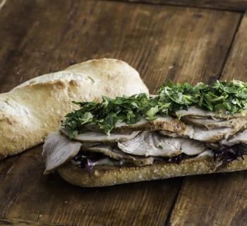 Porchetta Sandwich Recipe