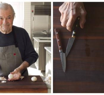 Jacques Pepin Shows Us All the Things on Bon Appétit