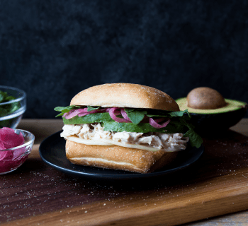 La Brea Bakery Modern Tuna Melt Recipe
