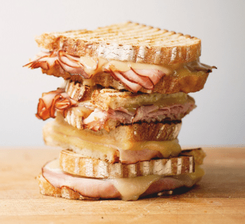 Grilled Ham and Cheese Recipe